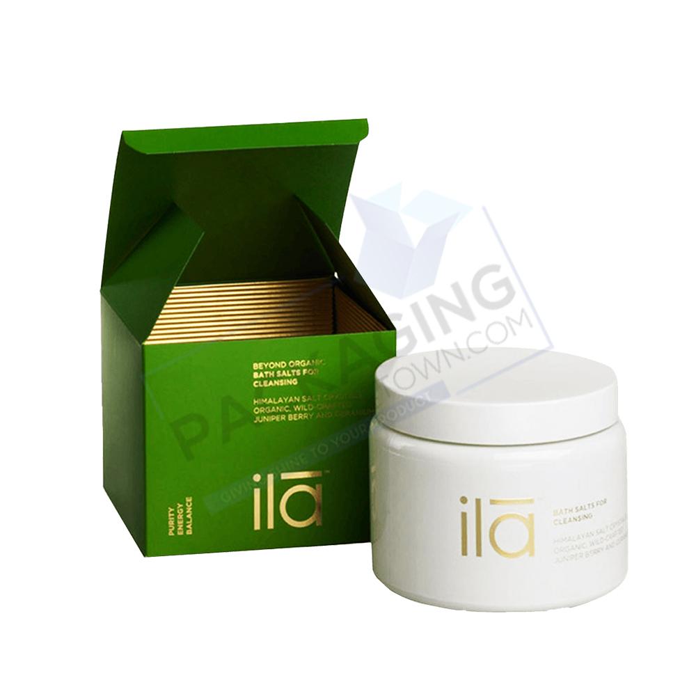 Custom Cream Jar Boxes | Cream Jar Packaging | Cream Jar Boxes