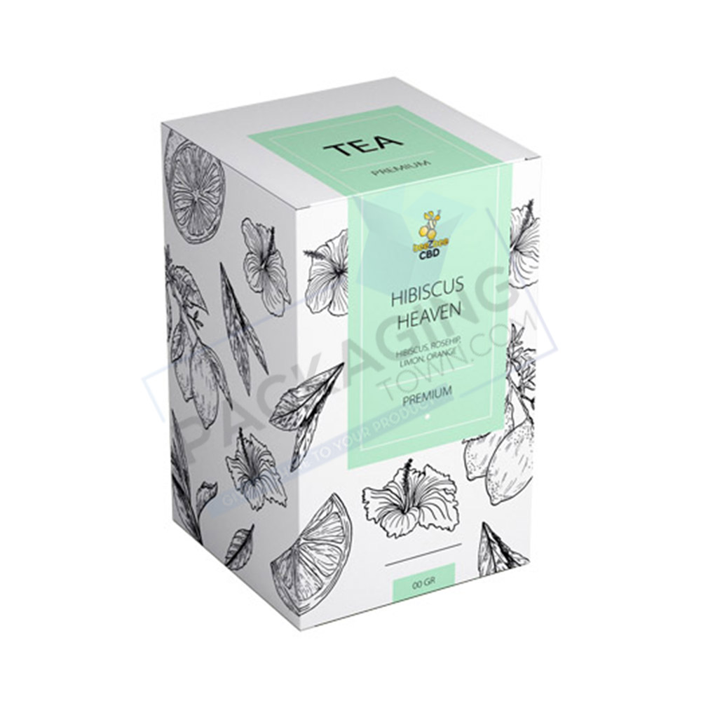 Custom Tea Boxes | Tea Packaging | Tea Boxes Wholesale